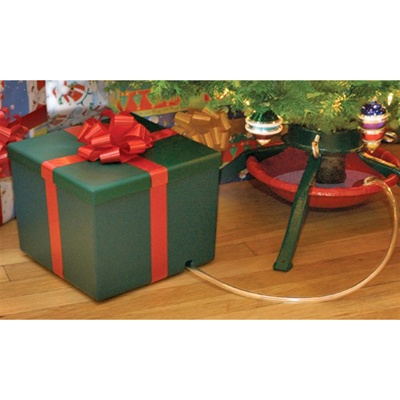 Christmas Tree Waterer - Green Square Gift