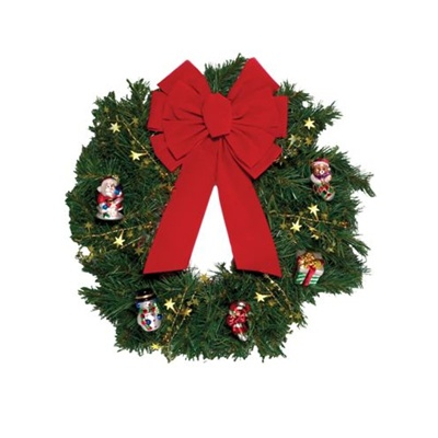 Holiday Wreath Kit
