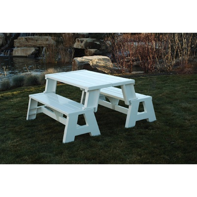 Convert-a-Bench - Buy 2 For Picnic Table