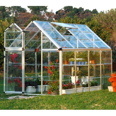 Snap & Grow 6' x 8' Greenhouse