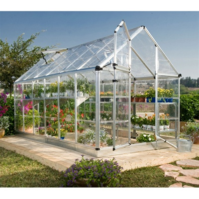 Snap & Grow 6' x 16' Greenhouse