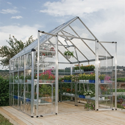 Snap & Grow 8' x 8' Greenhouse