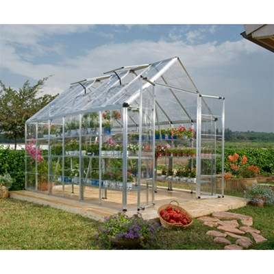 Snap & Grow 8' x 16' Greenhouse