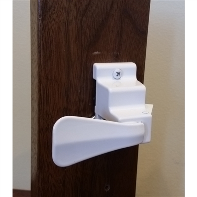 Inside Handle - Push Style-With Deadbolt