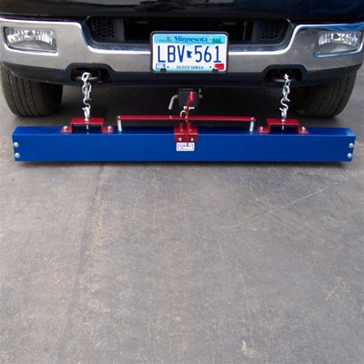 "Trailblazer Deluxe Tow-Behind Magnet, 72"" wide"